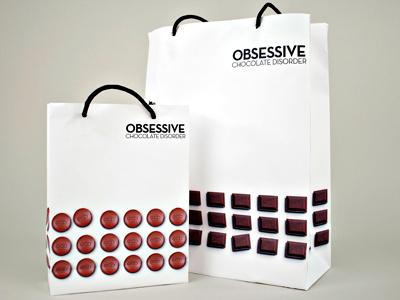 OCD chocolate packaging bags