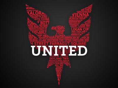 United LivingSocial Shirt t-shirt soccer d.c. united