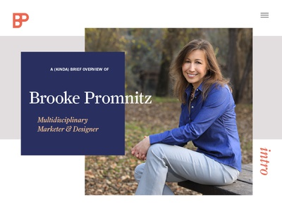Personal Portfolio Preview golden grid website profile portfolio