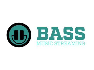 Daily Logo Challenge: Day 9   Bass bass guitar beats headphone teal smiley pause music streaming streaming music bass headphones design branding blue daily logo design dailylogo daily logo dailylogochallenge