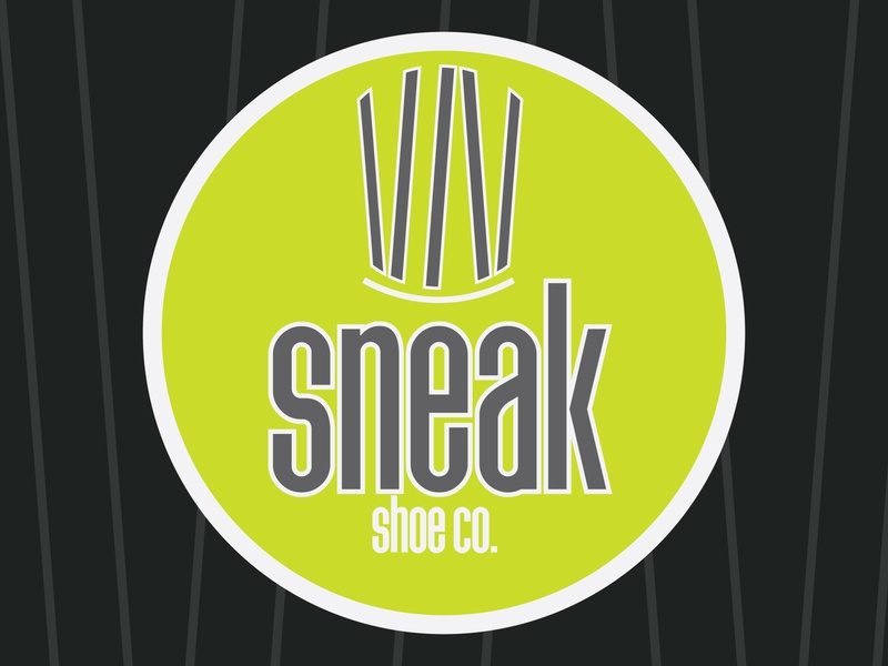 Daily Logo Challenge: Day 30 | Sneak shoes day 30 dna sneakers heigh co shoe sneak logo branding illustration daily logo design daily logo dailylogo dailylogochallenge