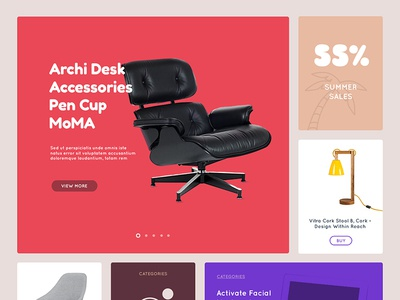 Free Accessories Template by hezytheme