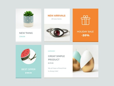 Day 046 — eCommerce shop store ecommerce product catalog freebie free ux ui day046 daily100 dailyui