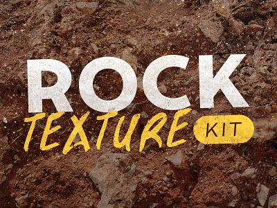 Rock Texture Kit patterns vectors grit grunge brushes seamless kit texture rock
