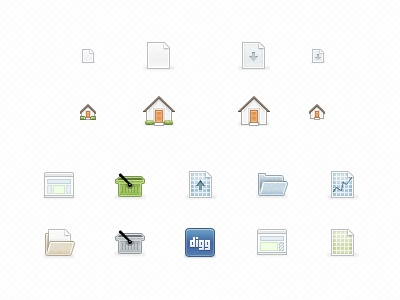 32px & 16px Icons icons wip pixels icon set stock icons