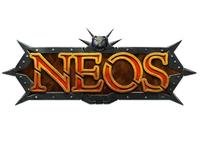 NEOS - MMORPG logo design