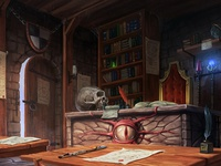Mage's Classroom