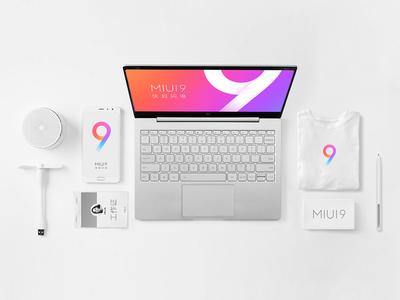 MIUI9 Brand