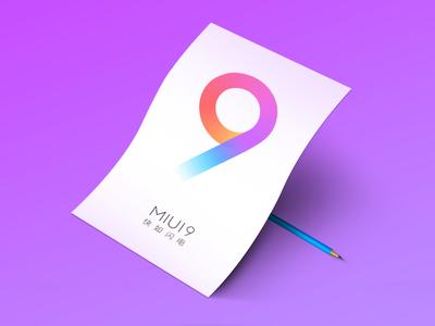 MIUI9 Poster