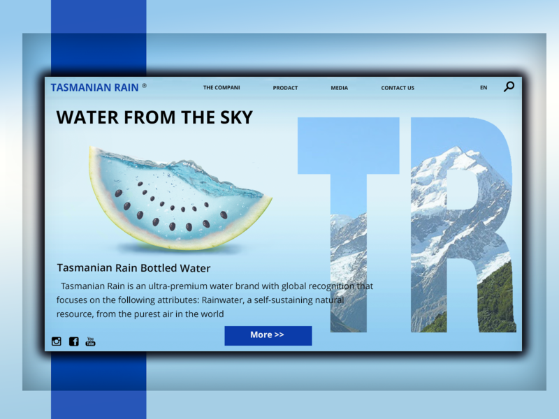 Water from the sky