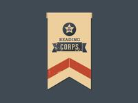 Reading Corps Logo