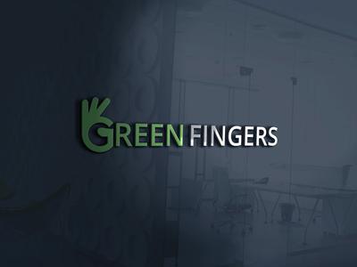Green Fingers Logo