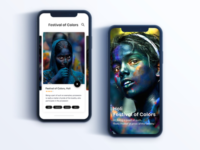 Apps idea Concept (Festival)