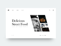Delicious Street Food - love of food people
