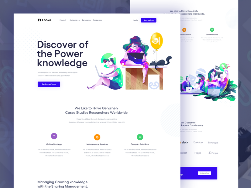 Learning Platform Landing Page Concept udemy coursera skillshare school teaching e-learning booking course education design art webdesign website concept learning app landing page online lettering conferencing platform design trend learning platform