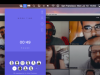 Cuckoo for Mac - A productivity timer for remote teams