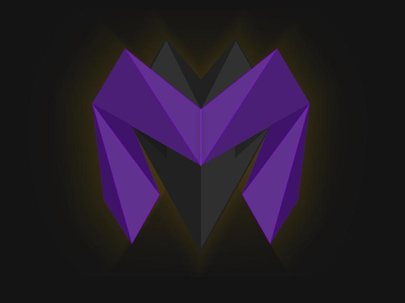 Remote Design Jobs >> Logo Play #1 - M/Mask by Ross McIvor - Dribbble