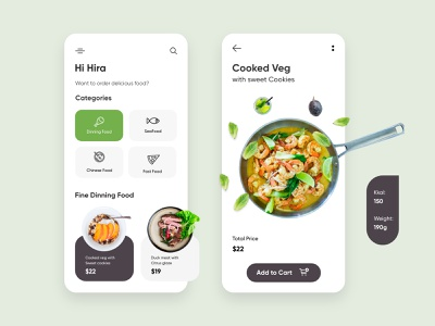 Restaurant Mobile Application-UX/UI Design websitedesigning webdesign uxui productdesign dinningfood dinningfood foodapp restaurant branding illustration mobile ui concept dubai designer mobile app minimal creative adobe xd design 2020 clean