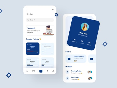 Project Managment Mobile App-UX/UI Design ux ui uiux design uiux interface app mobile app design mobileappdesign mobileapp mobile ui mobileapps uiuxdesign mobile apps ui design mobile app