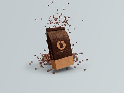 Coffee shop logo turkish coffee bean package coffee shop coffee dailylogochallenge logotype logo illustration design branding
