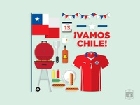 Chile Mundial 2014