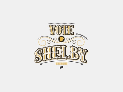 - Vote Shelby -