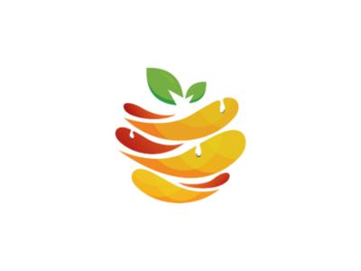 Citrus Apple fresh fruit orange citrus business company brand logo