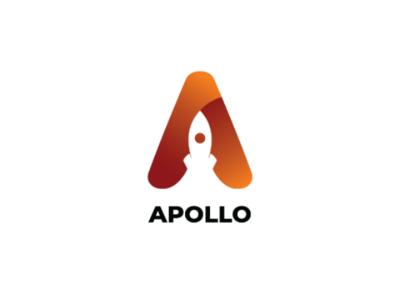 Rocket space rocket business company brand logo