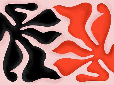 Plants plants texture illustrator illustration flat art