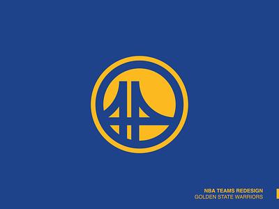 Golden State Warriors brand icon vector minimal design branding logo golden golden gate bridge nba golden state golden state warriors golden gate warriors