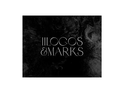 Logos&Marks logotype brand logodesign logos typography illustrator minimal design branding logo logofolio
