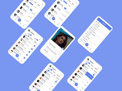 TELEGRAM REDESIGN app newbie uiux telegram ui ui design design