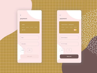 credit card checkout · daily ui dailyui 002 design mobile dailyuichallenge dailyui