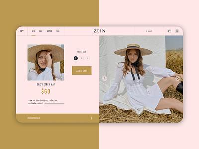 e-commerce shop · daily ui daily ui 012 design shop ecommerce web dailyuichallenge dailyui