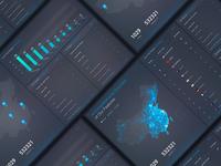 Brazil's Olympic data screens
