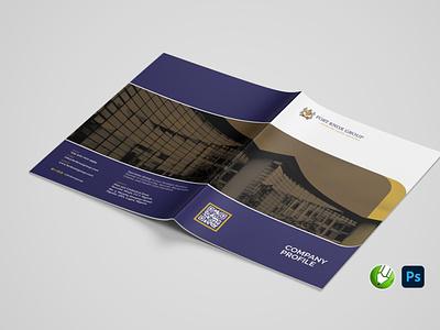 Company Profile Design design branding