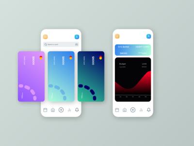 Debit Card UI bankingapp bank debit card creditcard figma app webdesign uiux ui ui ux profile dailyui web ux design dailyui 10ddc