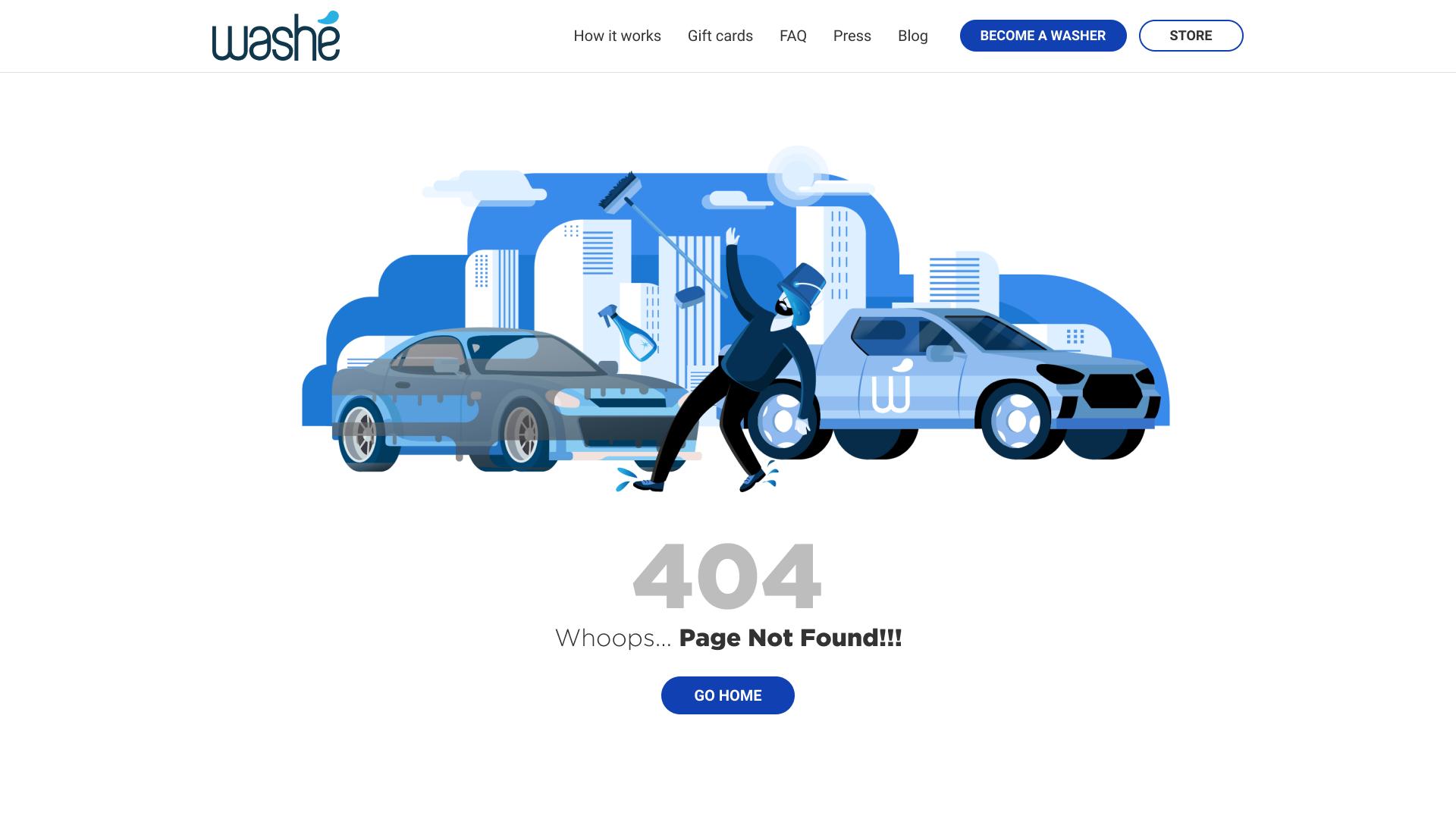 Dribbble Web 404 Png By Vilen Baghdasaryan