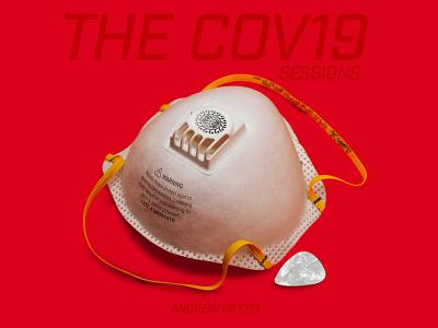 Album Artwork Concept album art wellness medical humor composite photoshop concept music virus facemask corona virus covid19