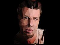 Low Polygon Portraits
