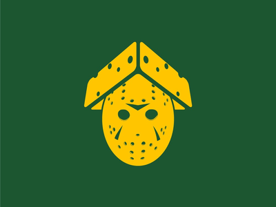 Packer Podcast Friday the 13th meme jason vorhees cheesehead horror packers podcast nfl sports