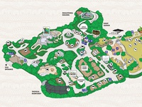 Fresno Chaffee Zoo Map