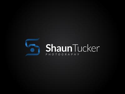 Shaun Tucker Photography wedding photography logo identity branding hundred10