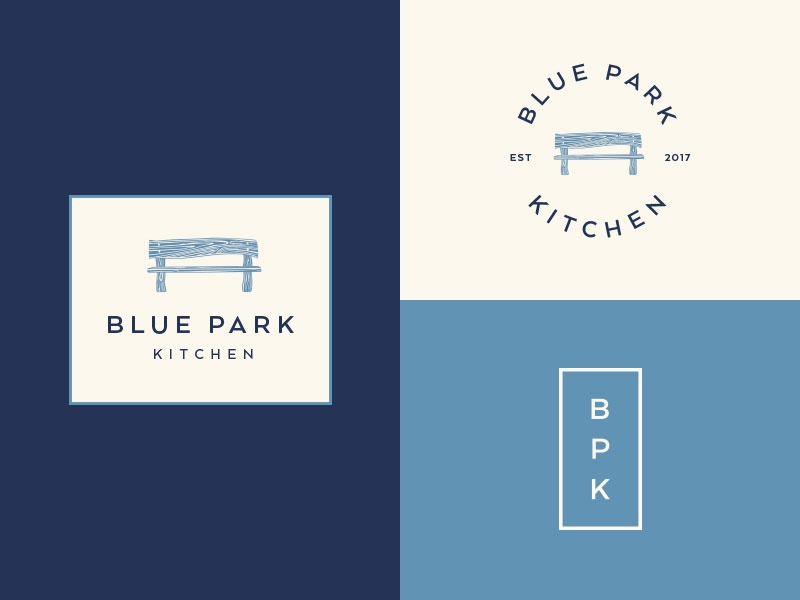Park Kitchen Logo by SIMMER on Dribbble