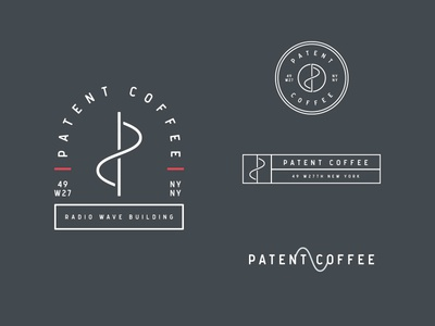 Patent Coffee Logos