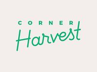 Corner Harvest Logo