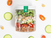 Corner Harvest Packaging