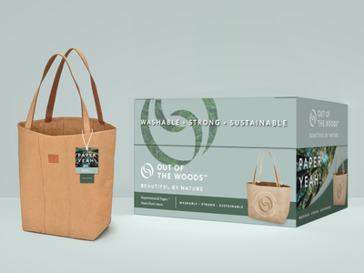 Out of the Woods Packaging Redesign copywriting art direction rebranding packaging graphic design branding