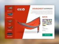 DoubleNest Hammock - Product Page