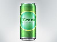Fresh Soda Dribble